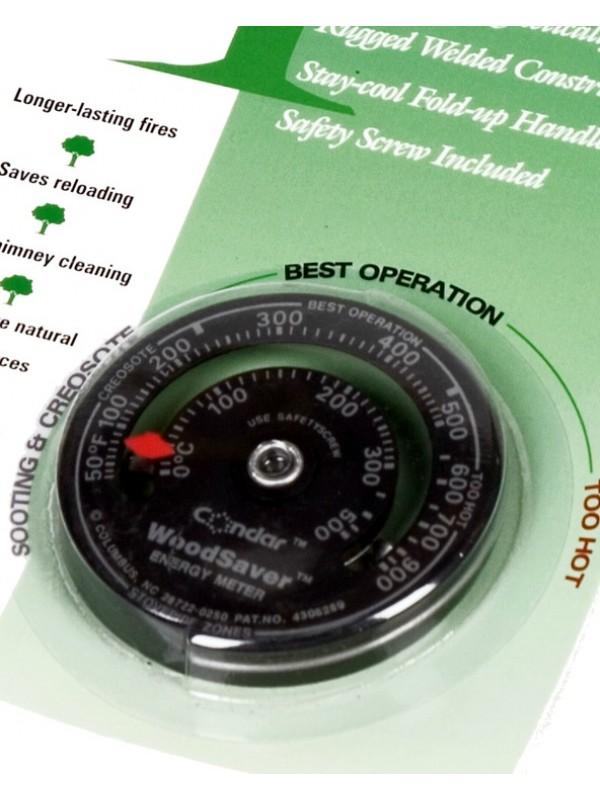 Magnetische pijpthermometer verbetert uw rendement
