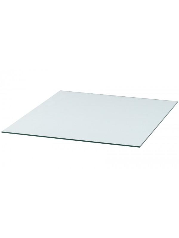 Vloerplaat glas vierkant 80x80 cm (bxd)