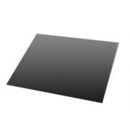 Vloerplaat staal poedercoat  99x74 cm (bxd)