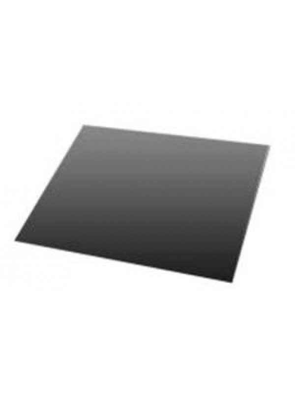 Vloerplaat staal poedercoat 80x80 cm