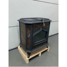 Altech Hearthstone Fireview speksteenkachel (gebruikt)