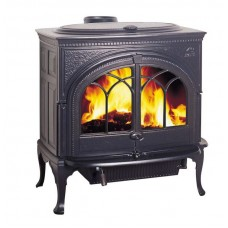 Jotul F600 CB Blue Black emaille
